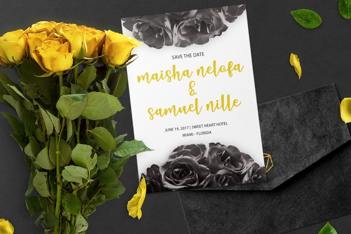 Naishila Font Duo example image 8