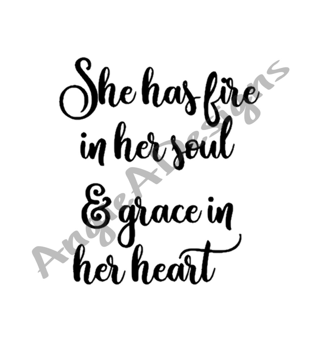 Fire and Grace example image 1