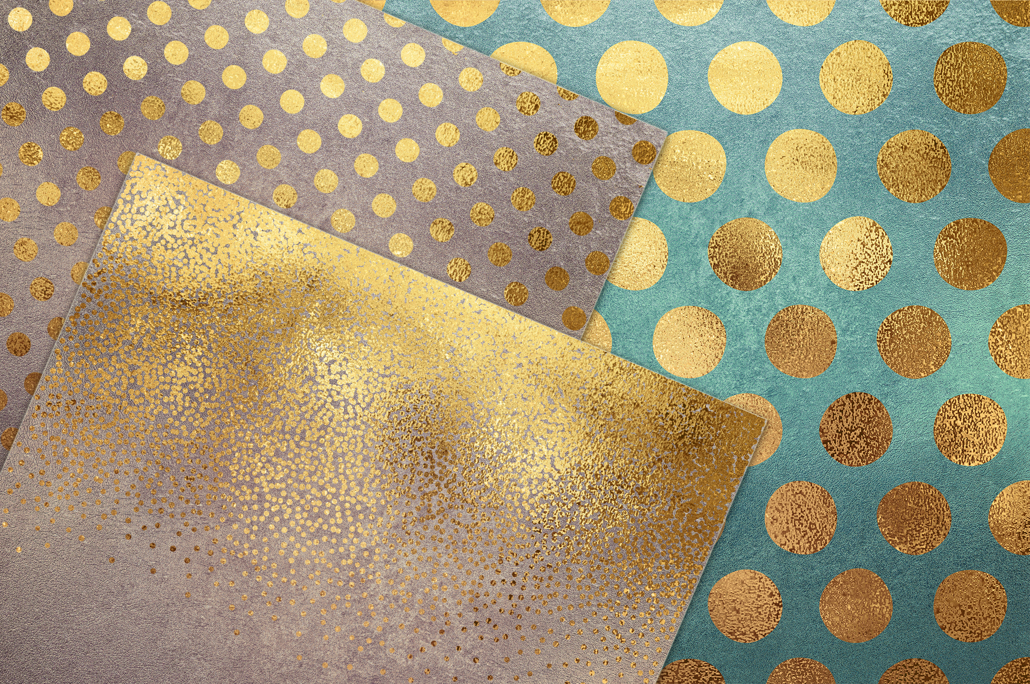 Gold Patterns example image 2