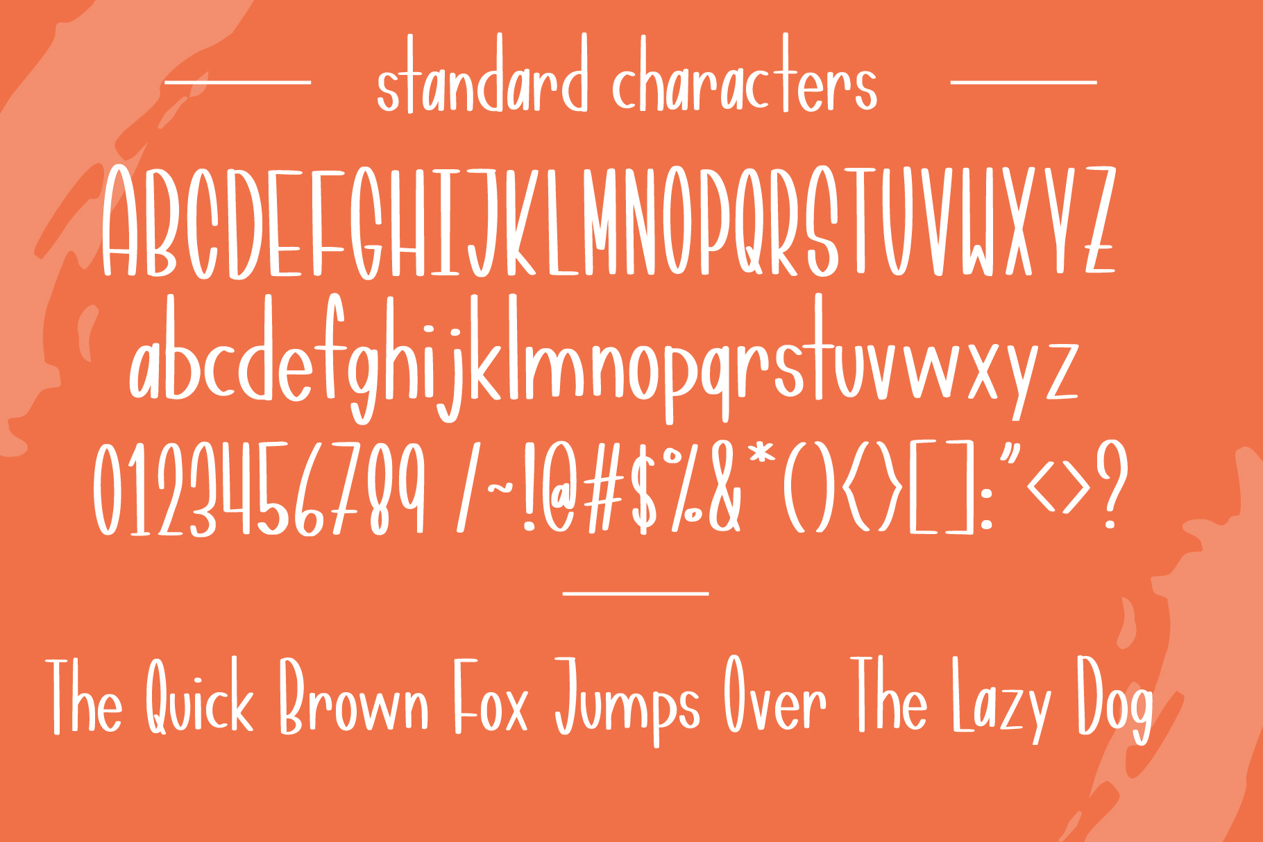 Tomatillo Soup Font Duo example image 2