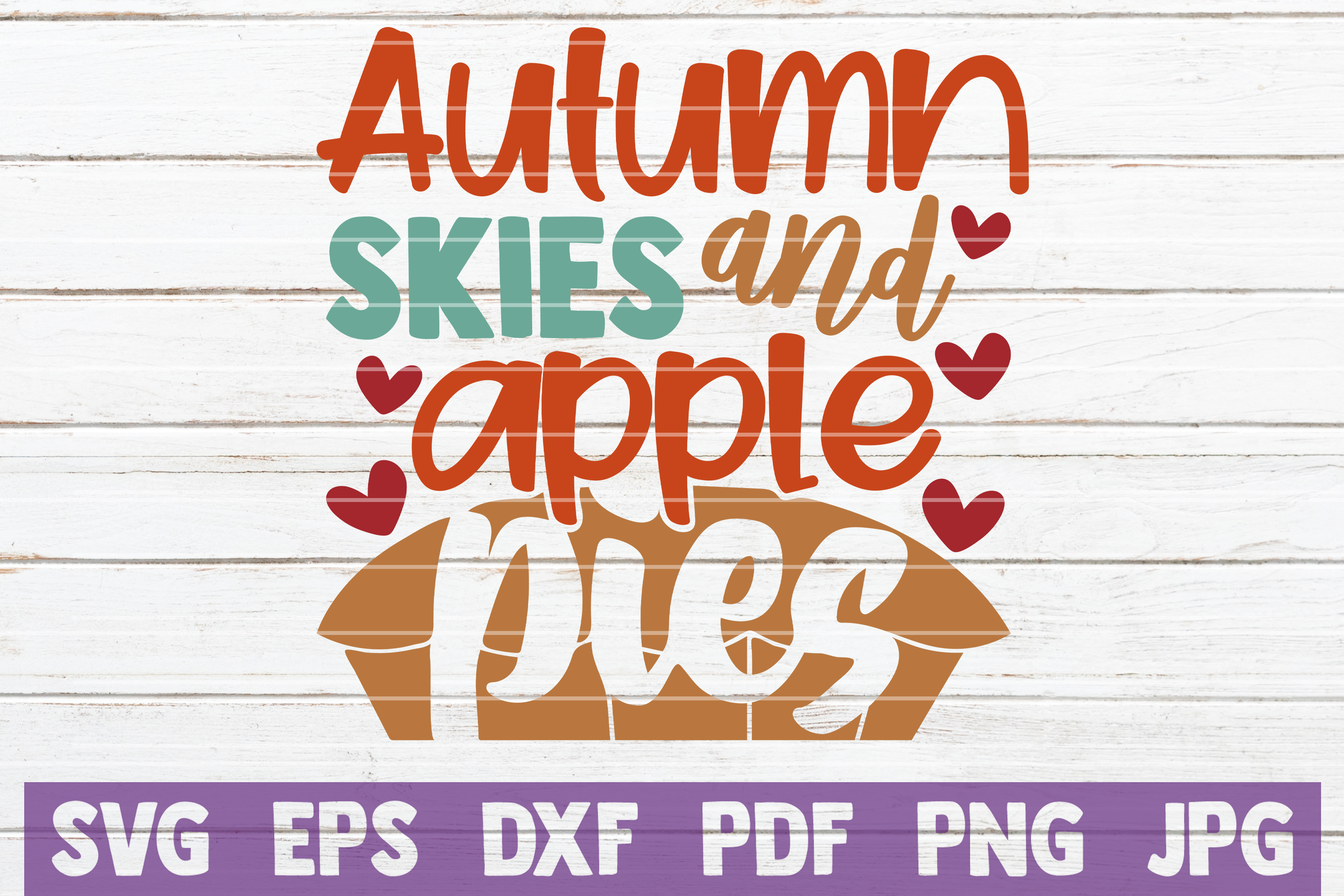 Fall SVG Bundle | SVG Cut Files | Autumn SVG Print example image 2