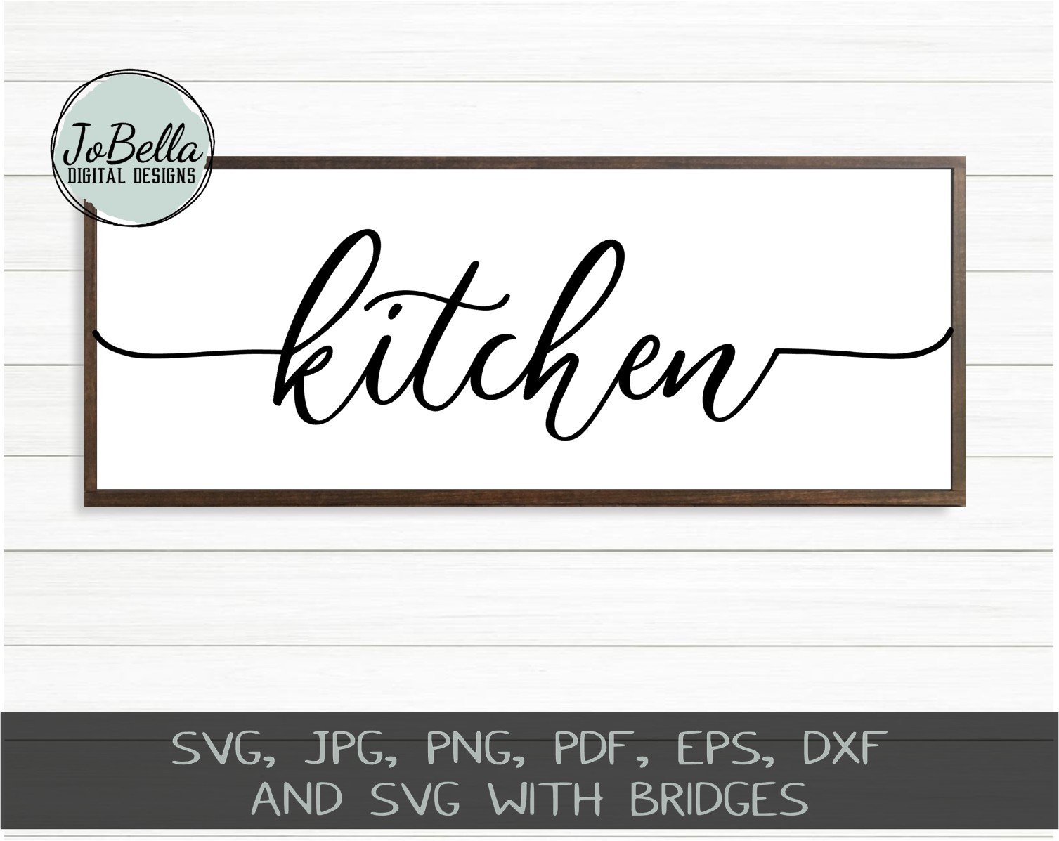 Farmhouse Home Words SVG Bundle, PNGs and Printables example image 2