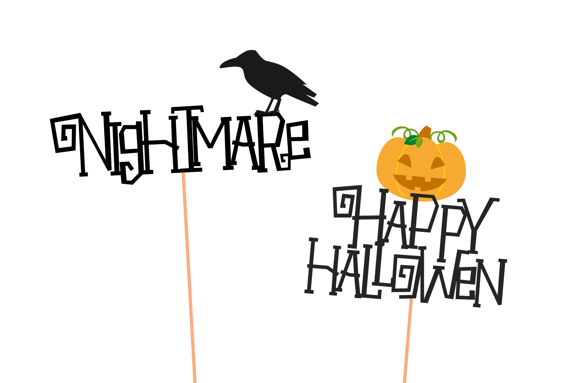 Halloween Attack example image 3