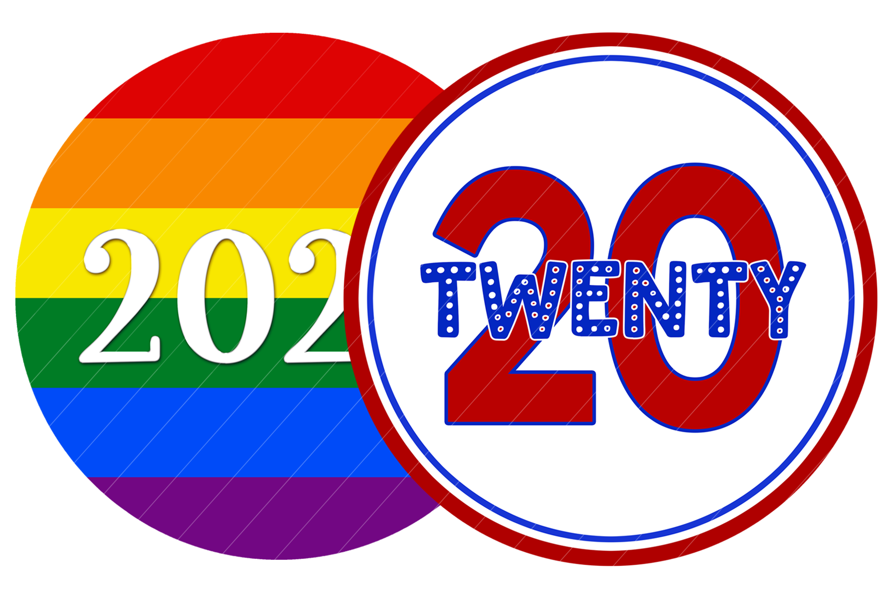 2020 New Year Designs for PRINTING, High Resolution example image 4