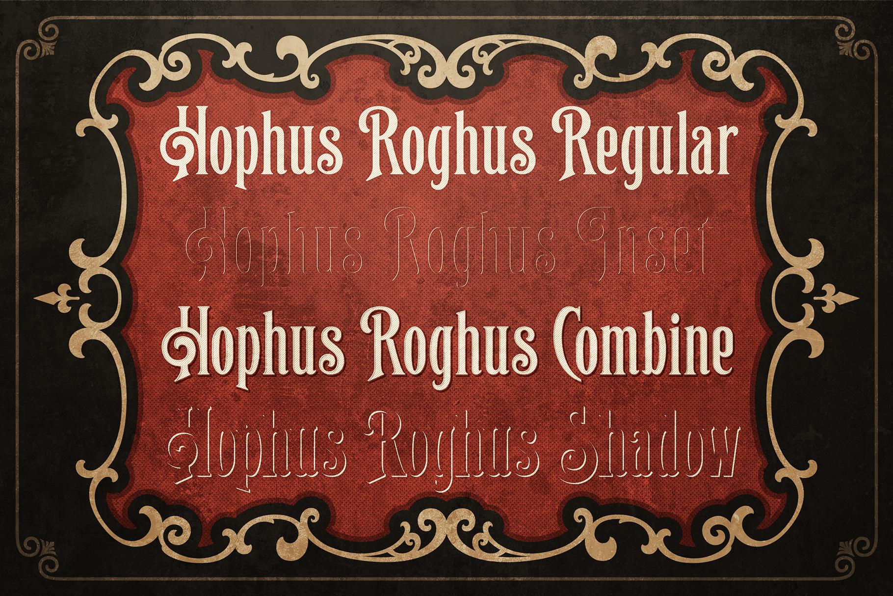 Hophus Roghus - Layered & Ornaments example image 6