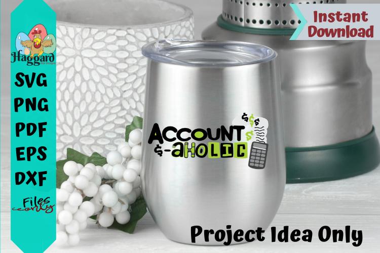 Account-aholic example image 2