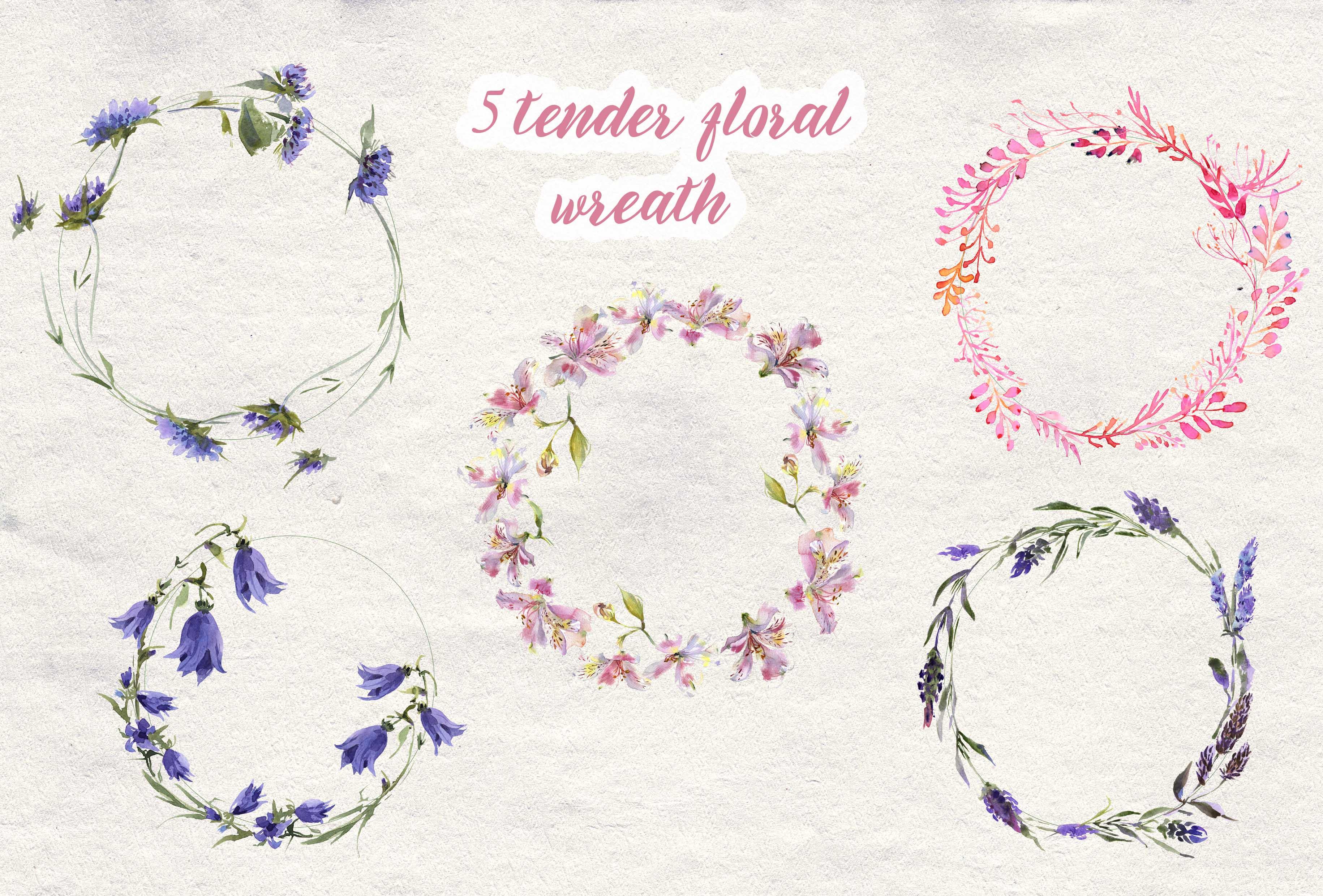 Summer Wreath example image 3