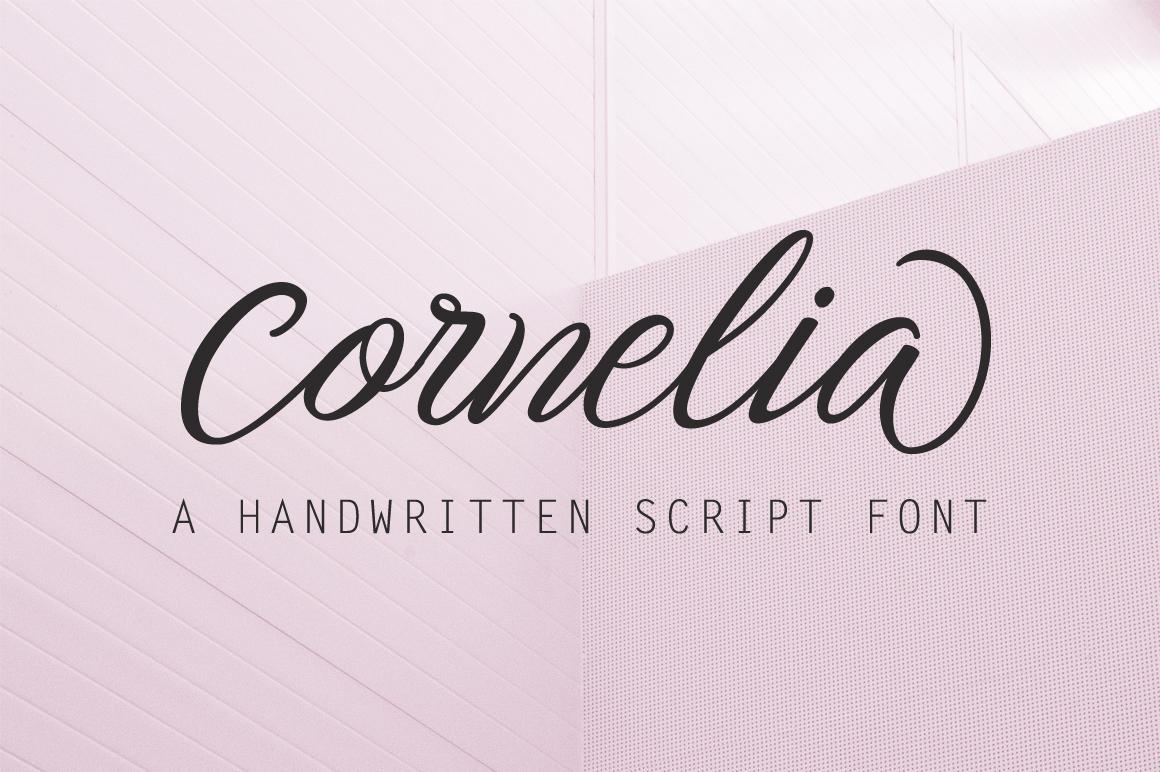 Cornelia example image 1