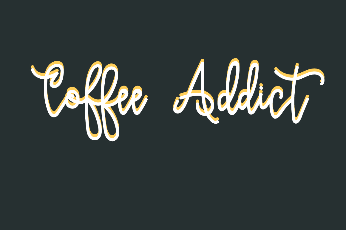 Soxcel Flange Script Font example image 3