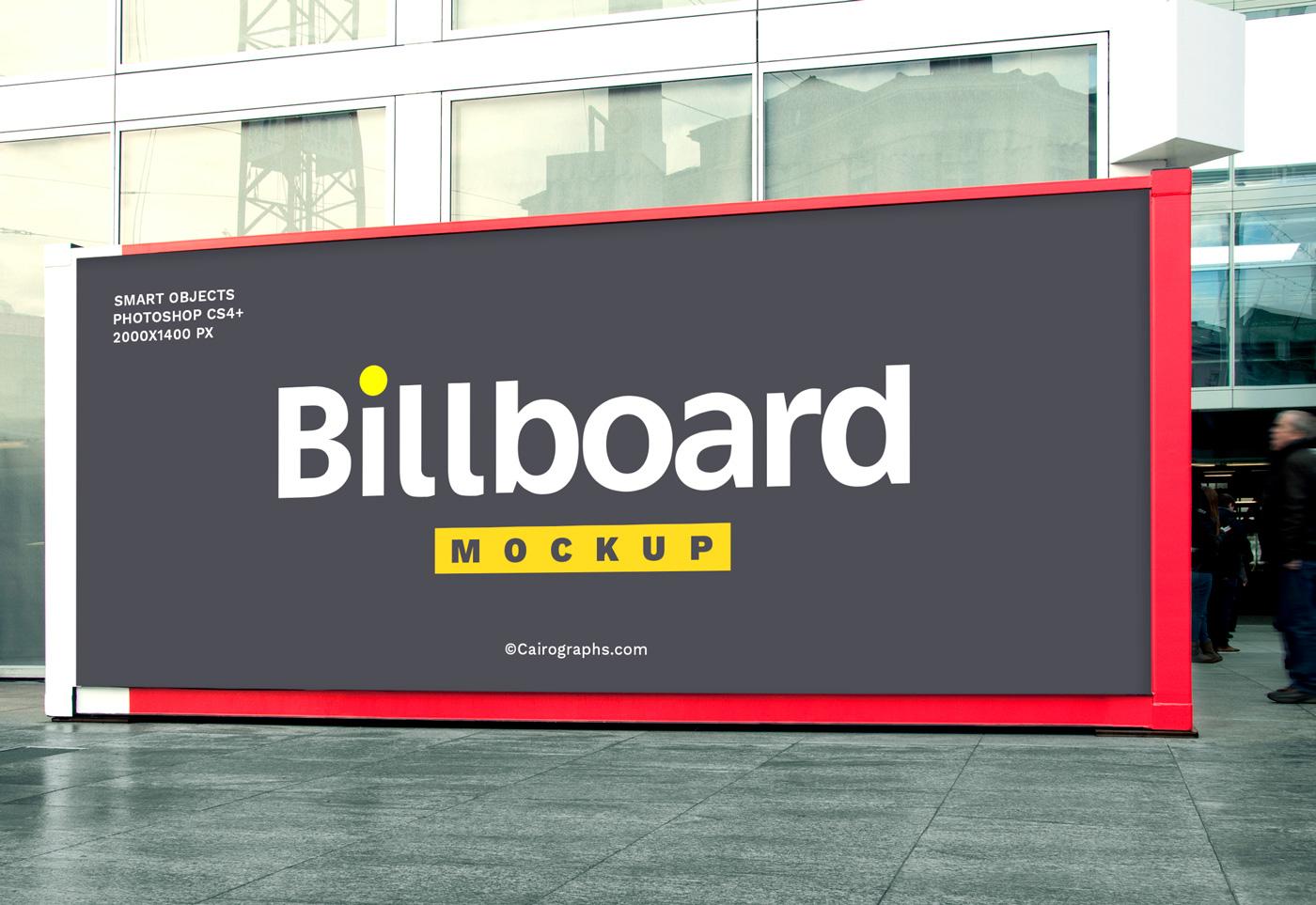 Billboards Mockups example image 7