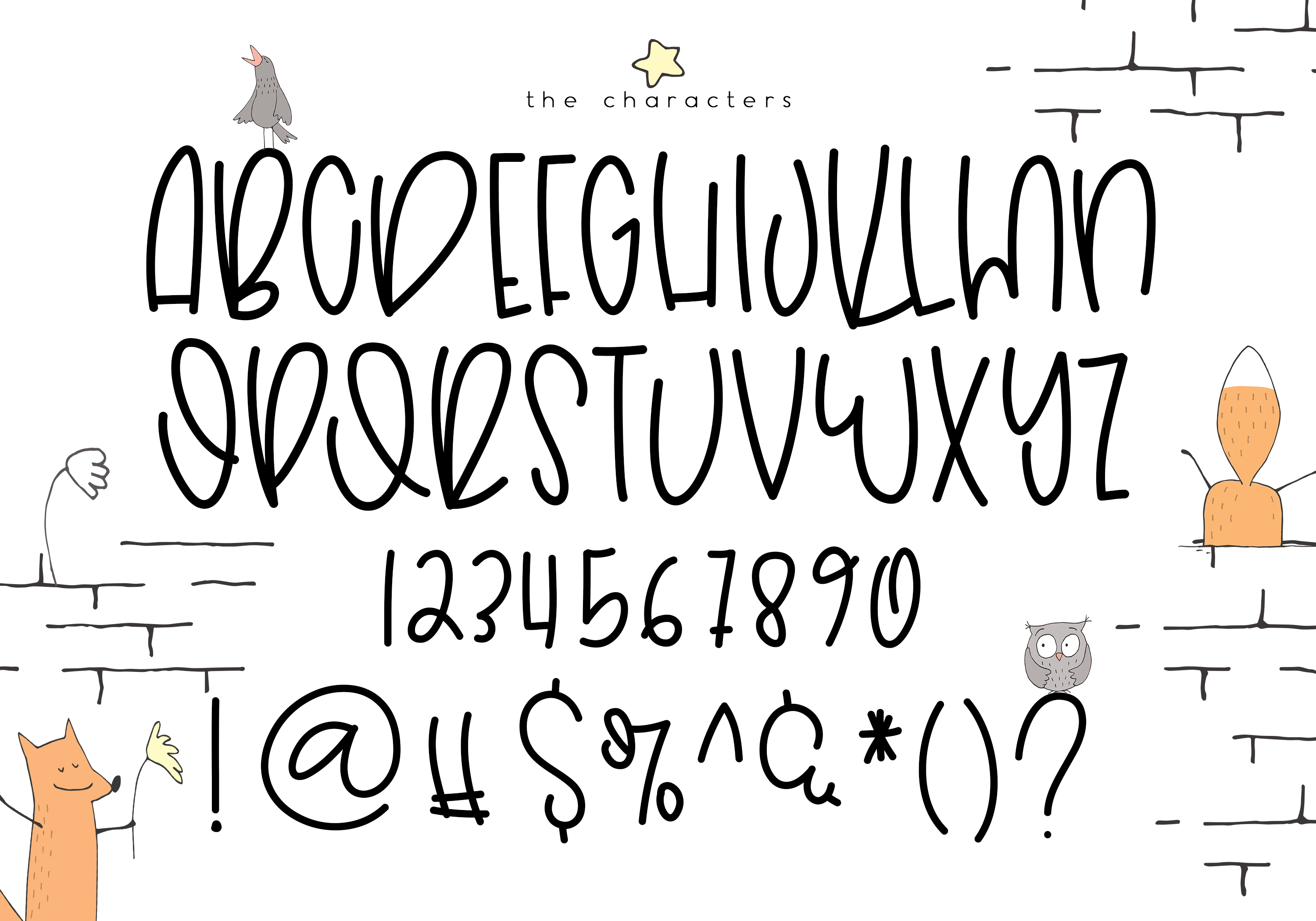 Hoptrot - A Cute Handwritten Font example image 9