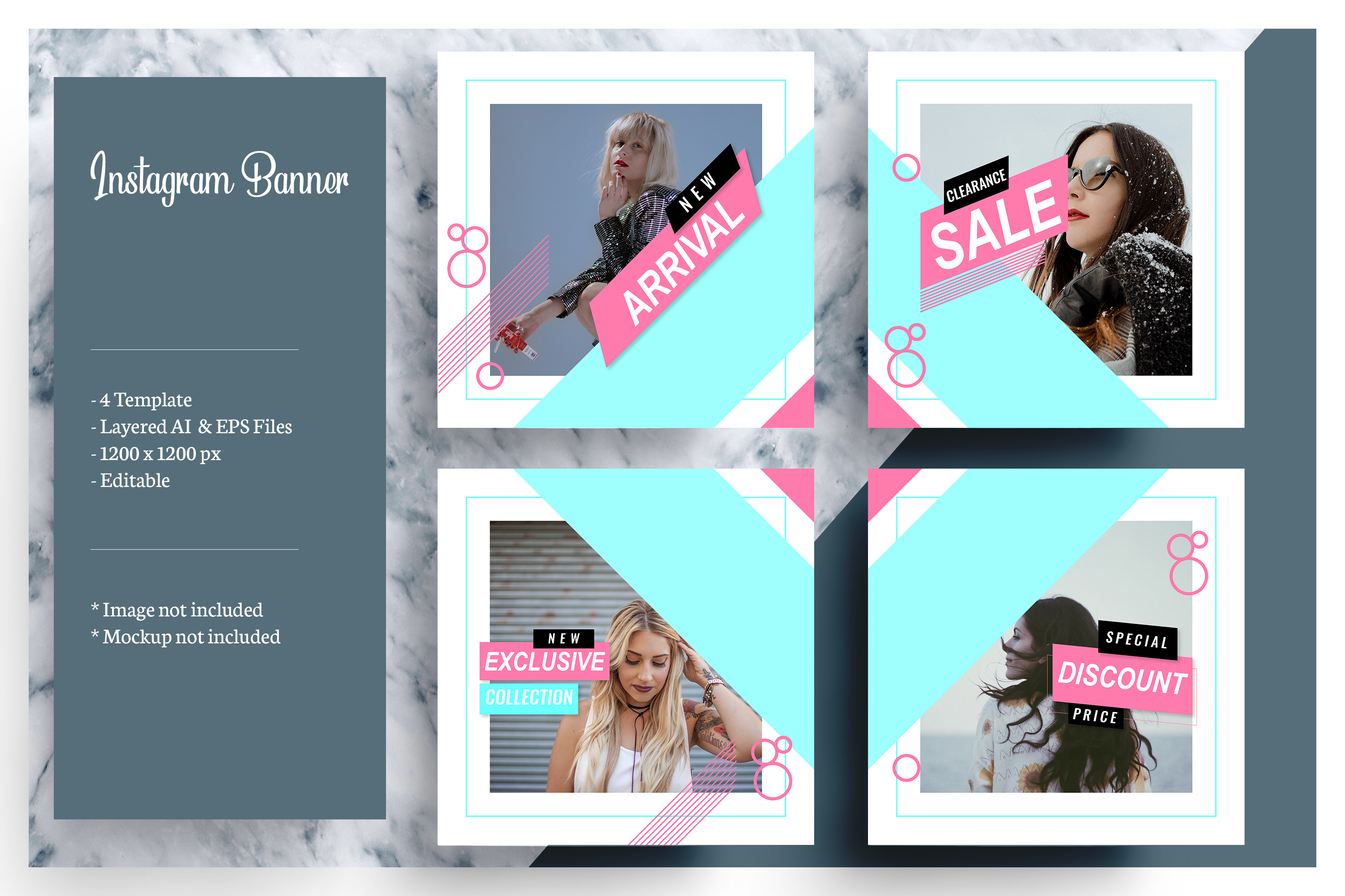 Social Media Banner Template example image 1