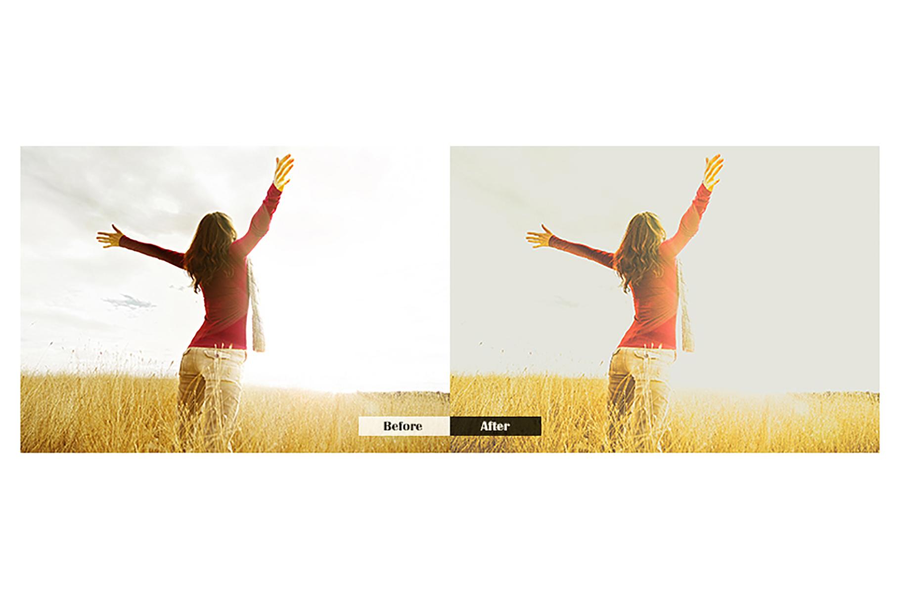 Golden Hour Lightroom Mobile Presets example image 2
