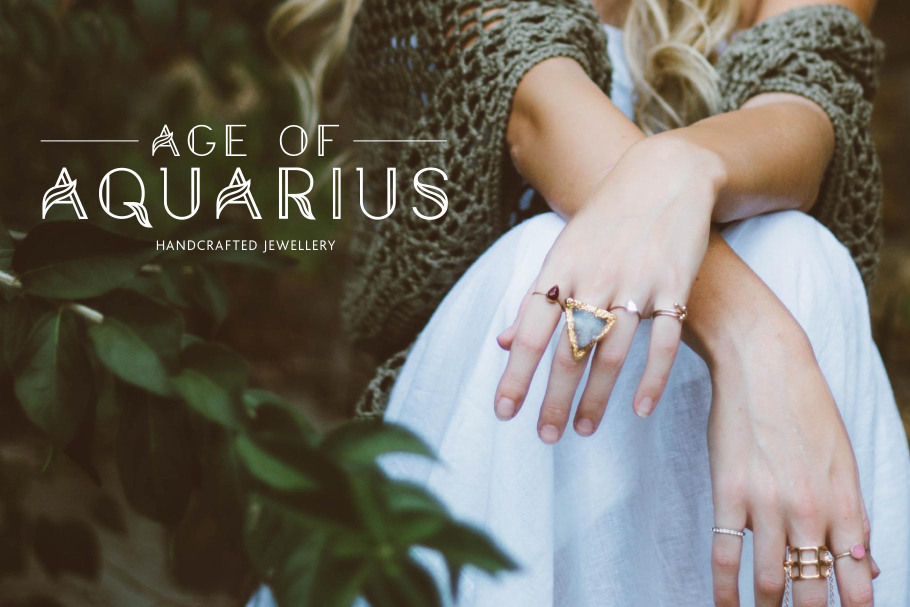 Aquarius - A Tropical & Elegant Font Family example image 7