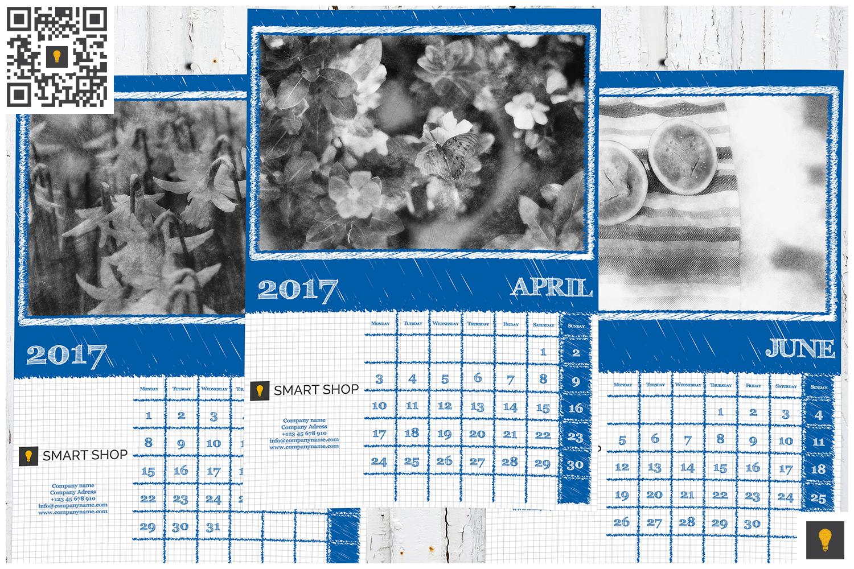 2017 Calendar Bundle (50% OFF) example image 7