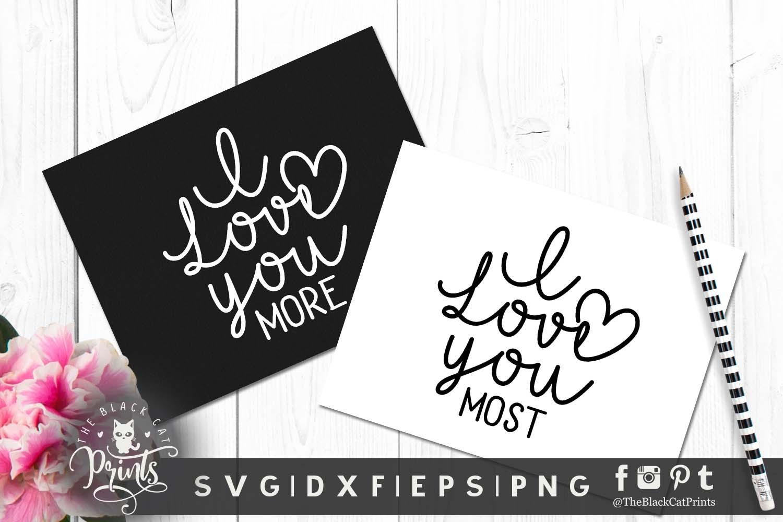 Mini Valentines bundle SVG DXF EPS PNG example image 4