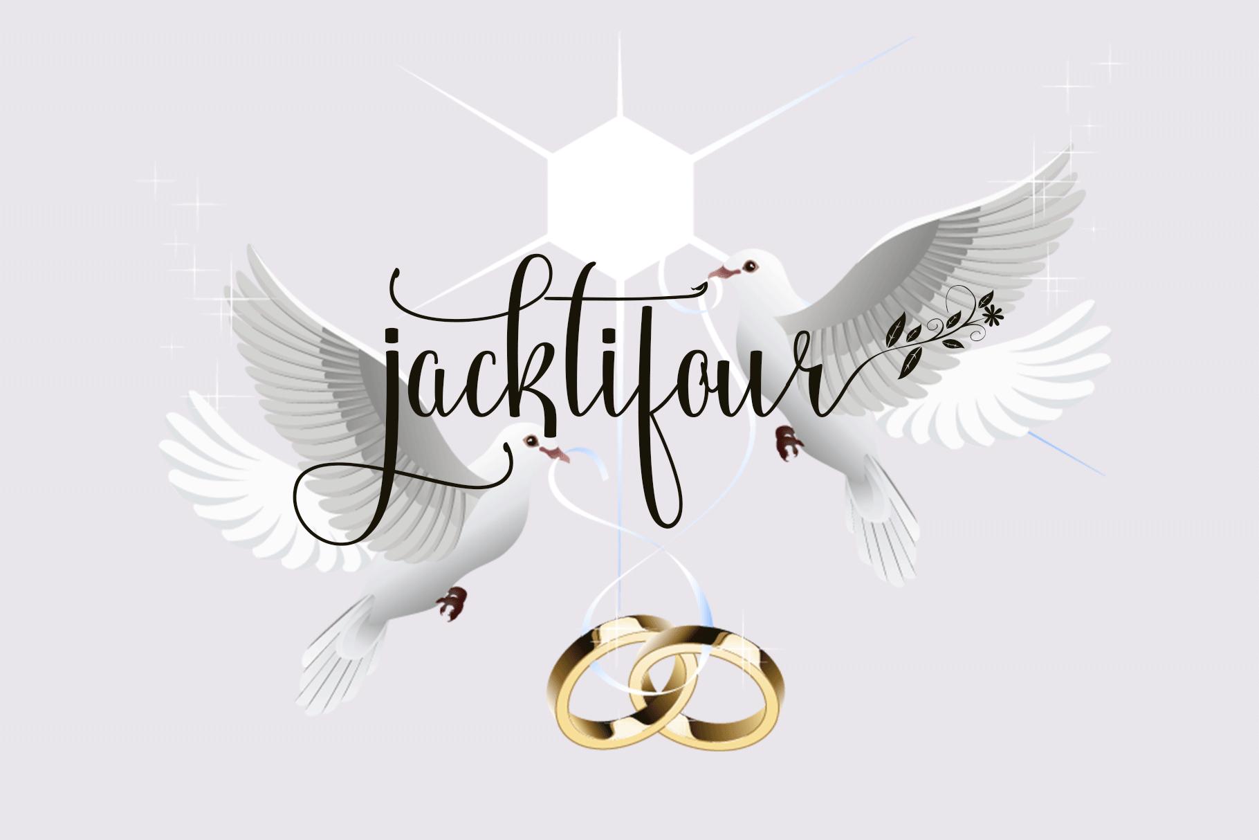 Romantic Script Font Bundle example image 4
