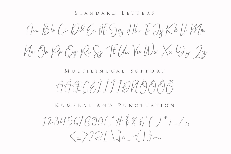 Raliangi Font example image 11