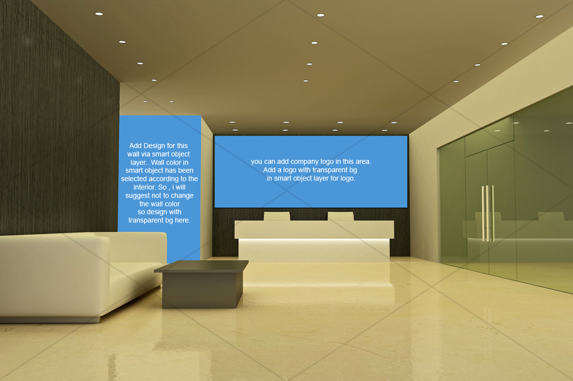 Office branding Mockup v2 example image 2