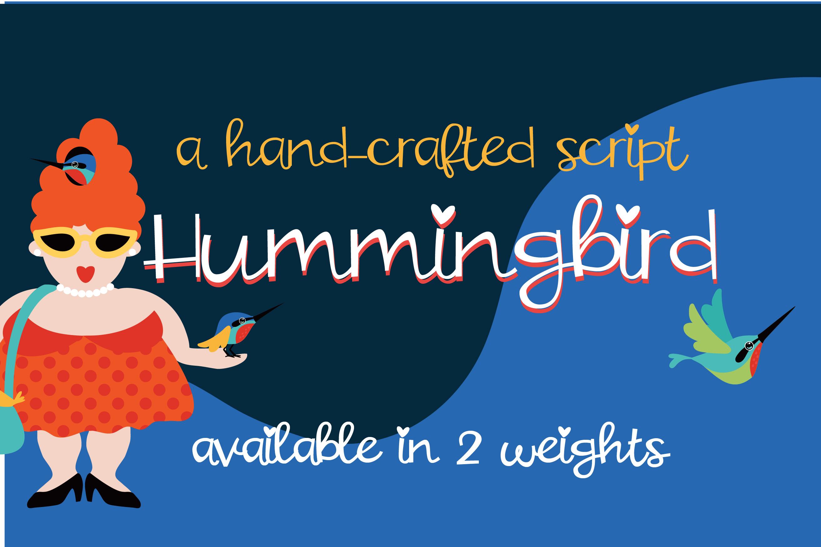 ZP Hummingbird example image 1