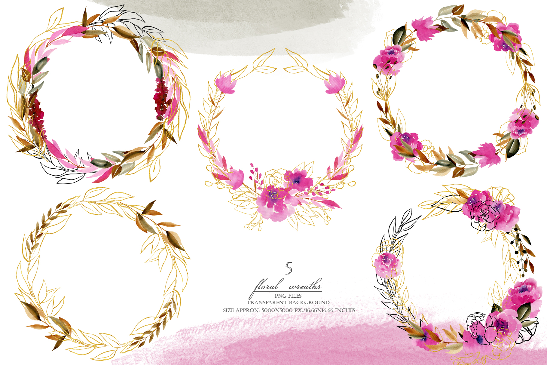 Crimson and Gold collection example image 11