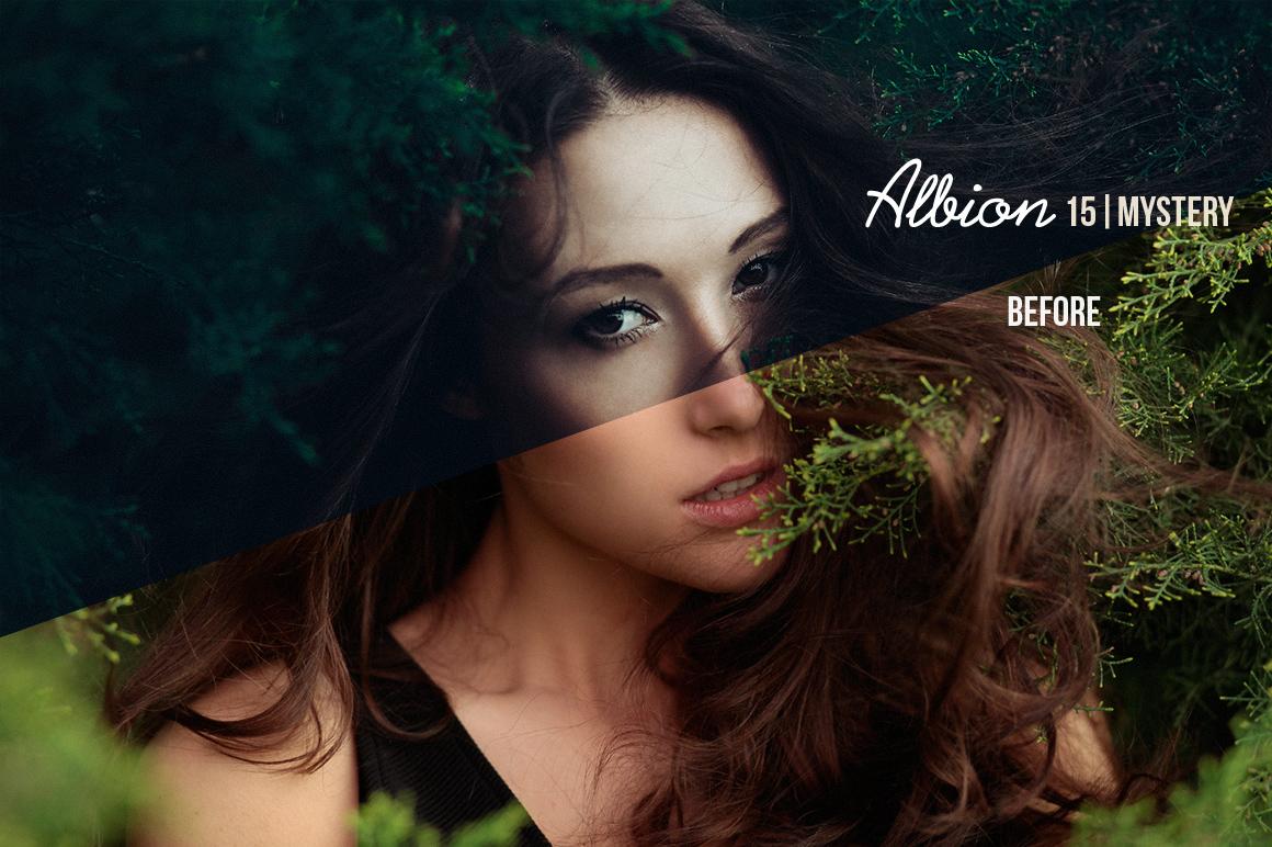 Albion Dark Fantasy Presets example image 2