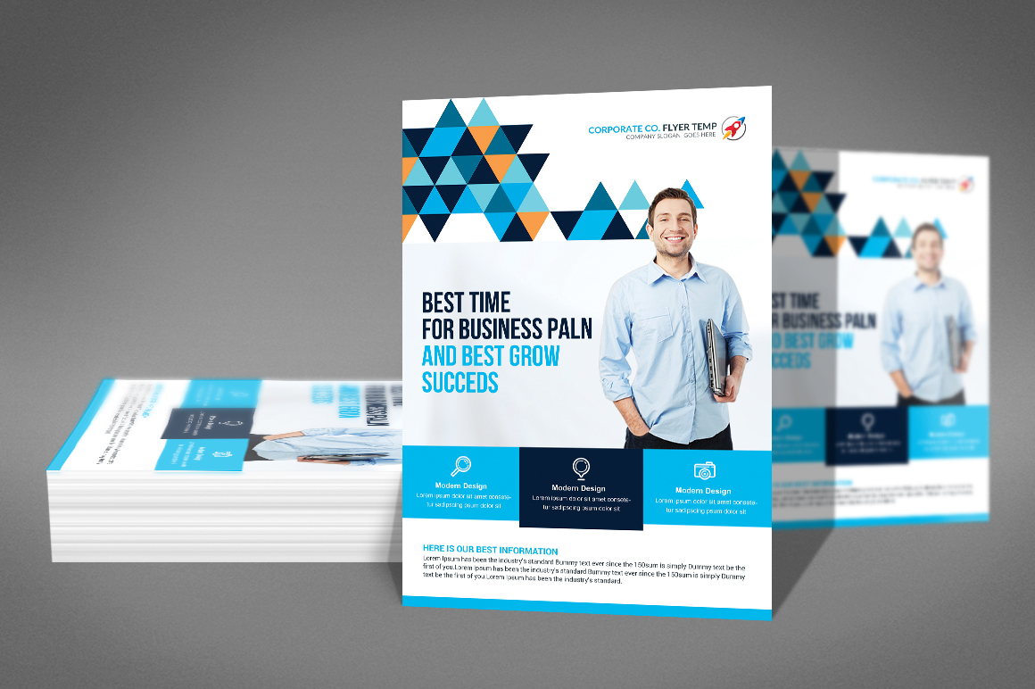 Business Psd Flyer example image 2