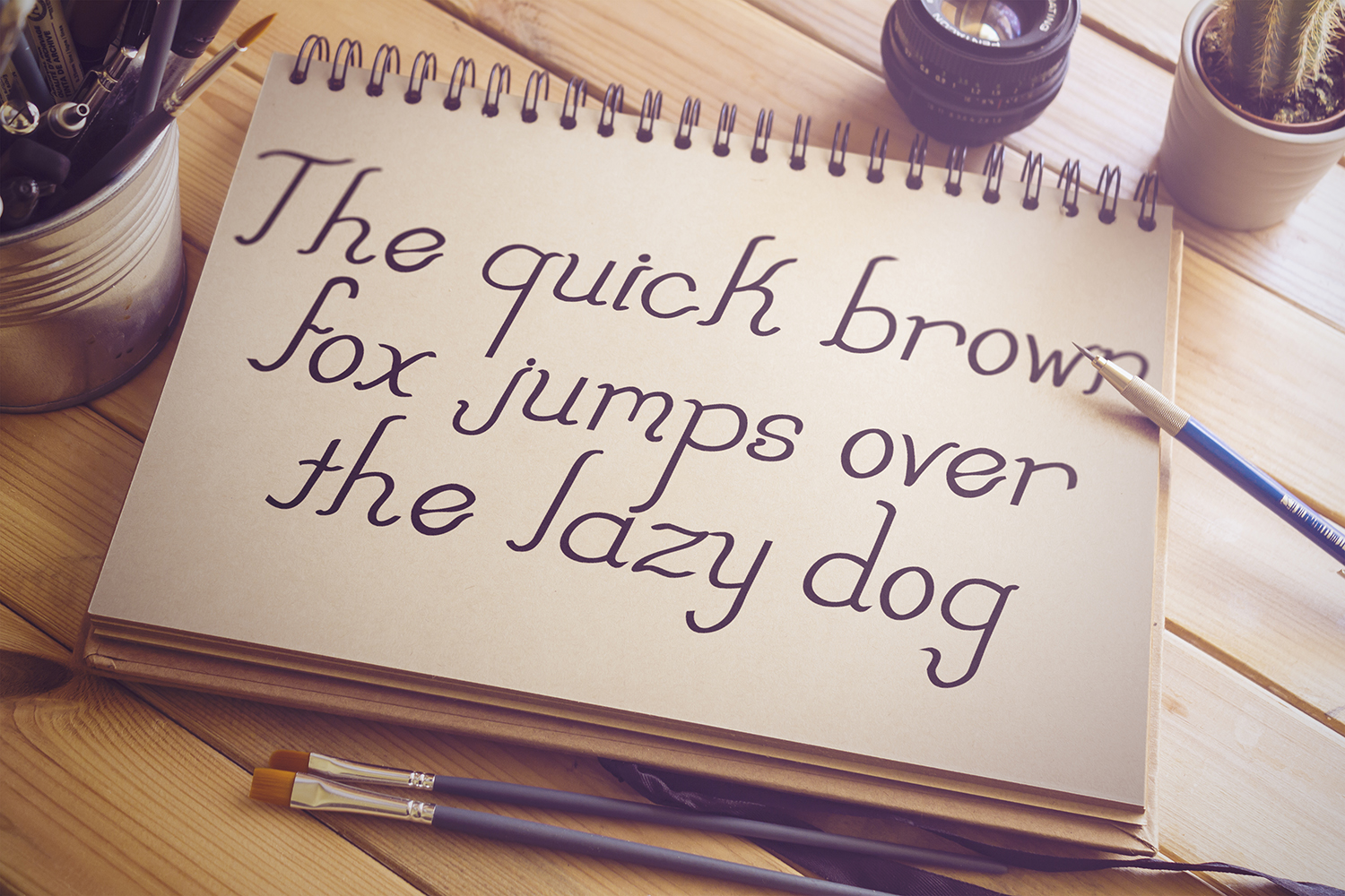 Little Swish Font Family example image 5
