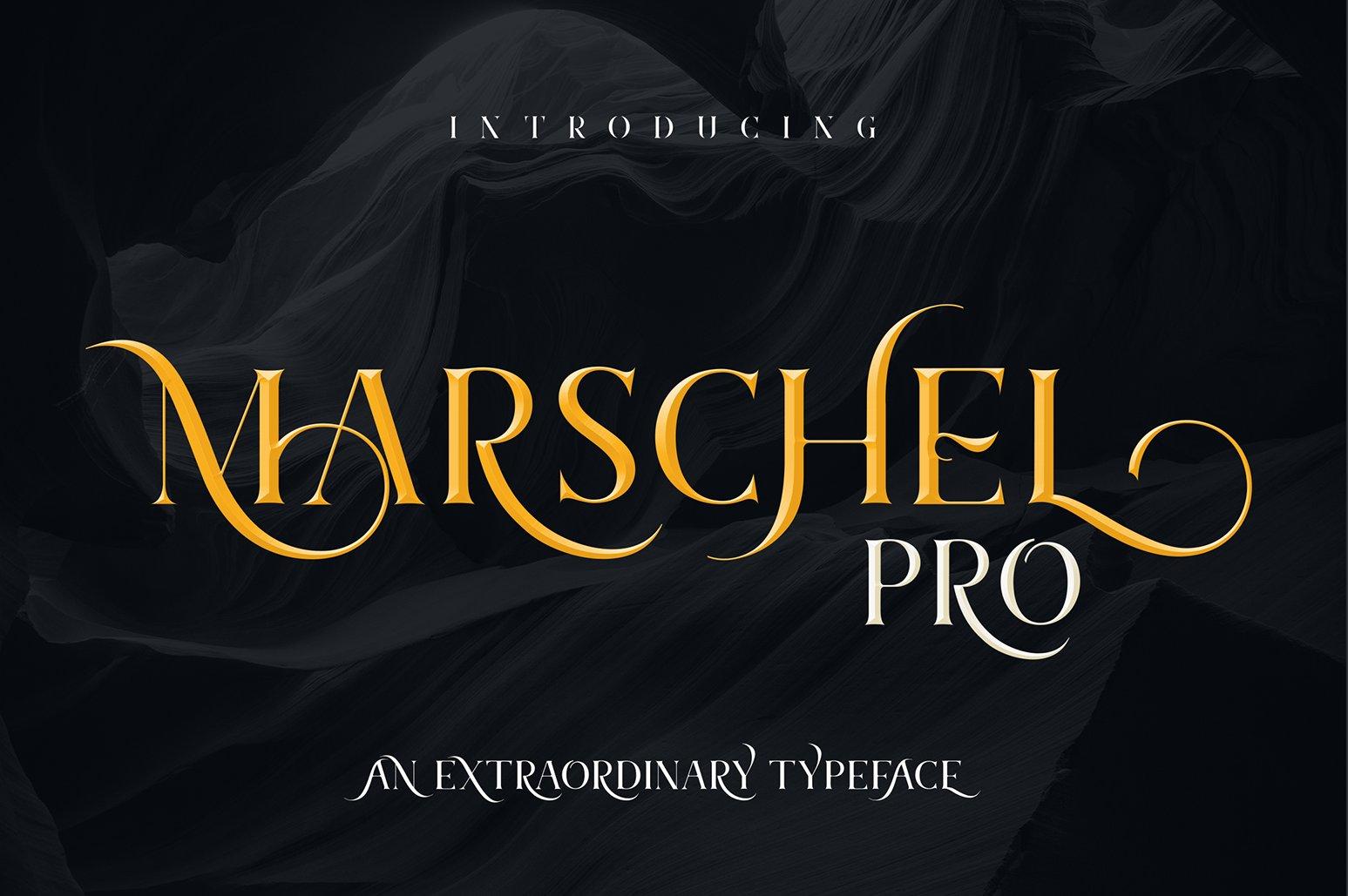Marschel Pro example image 1