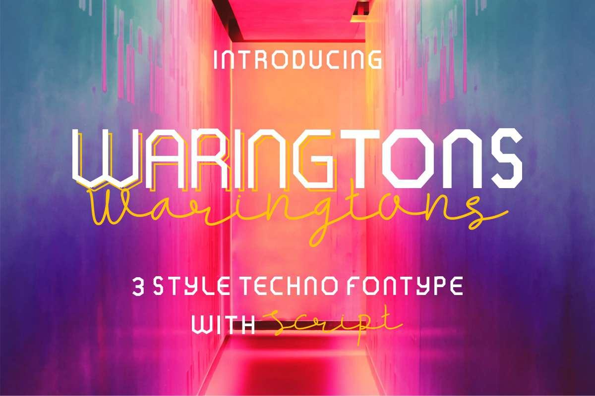 WARINGTONS example image 2