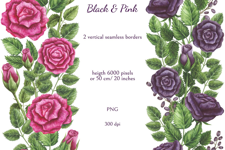 Black & Pink example image 7