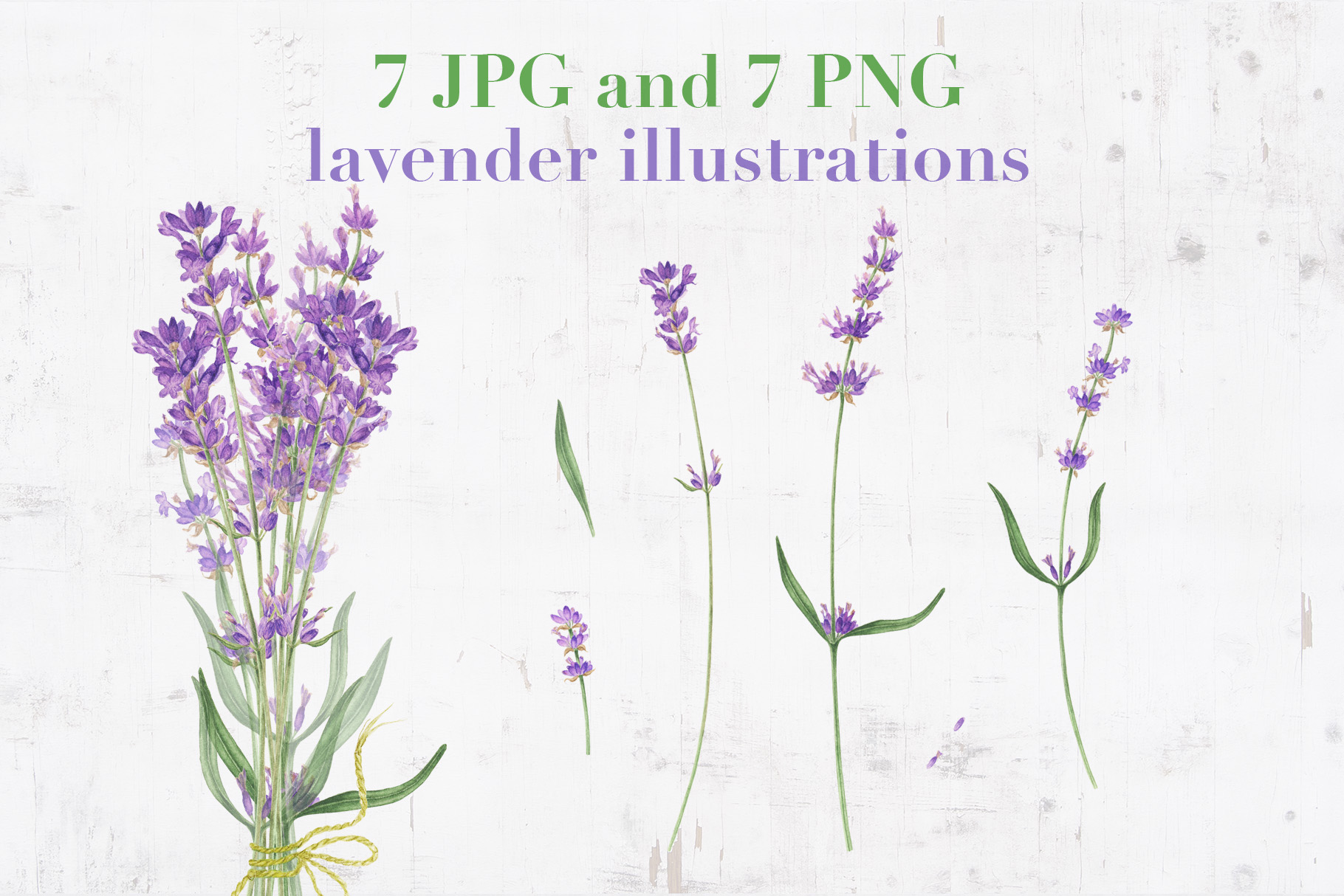Provence. Lemons and lavender. example image 2