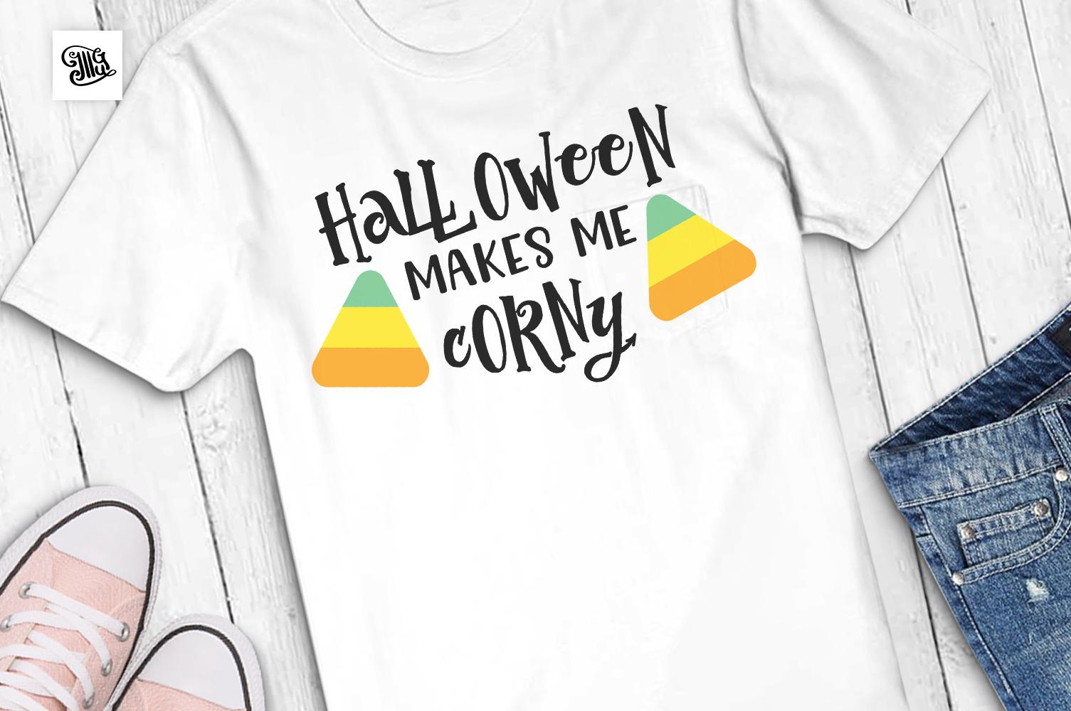 Halloween makes me corny example image 1