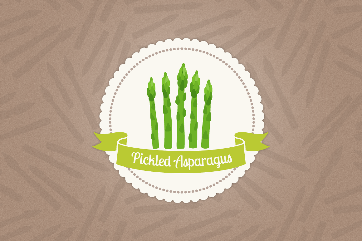 Pickled Asparagus example image 3