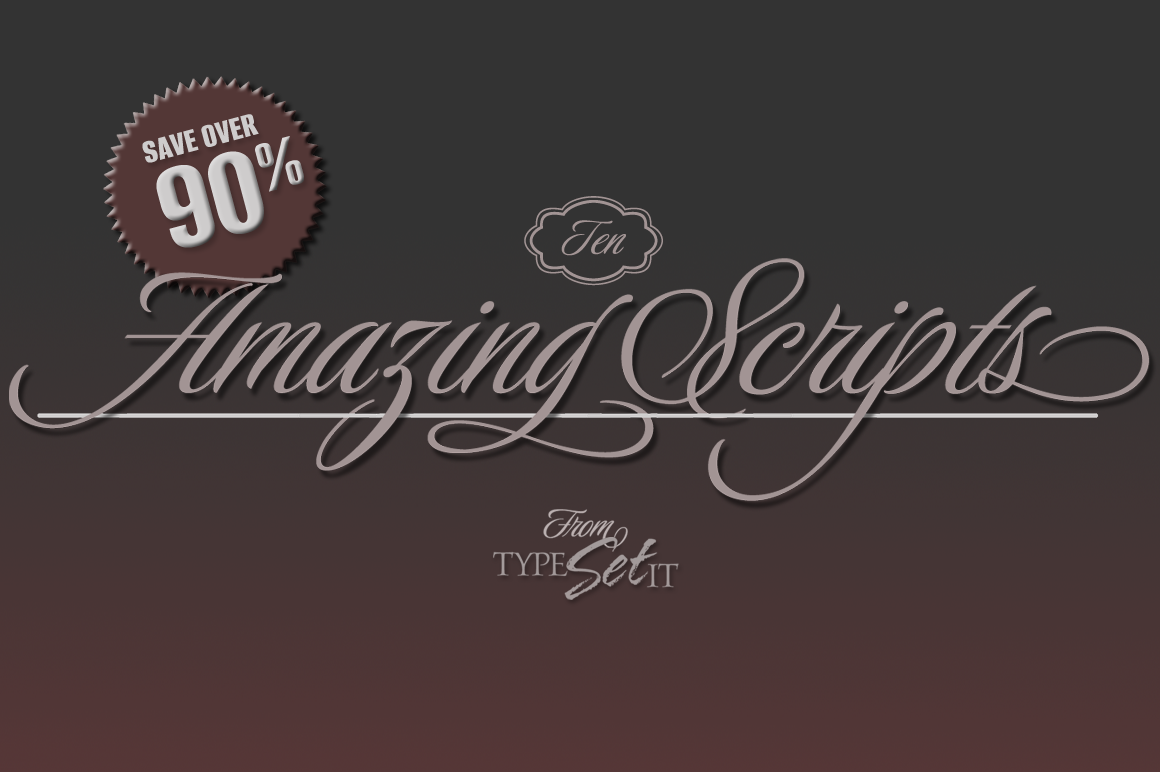 10 Amazing Scripts Save over $500 example image 1
