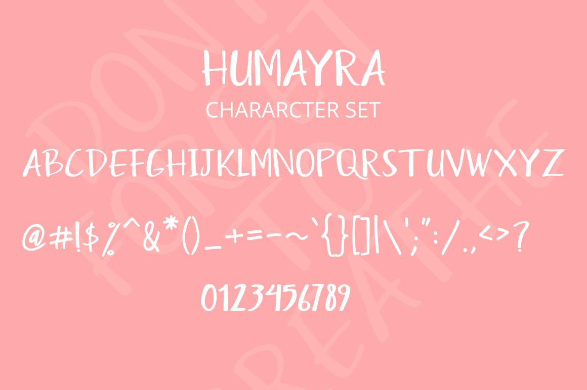 Humayra example image 3