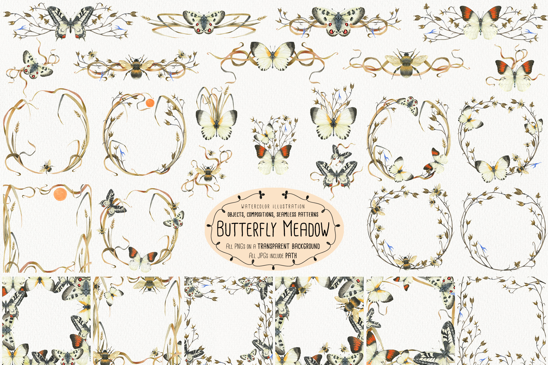 The Butterfly Meadow example image 4