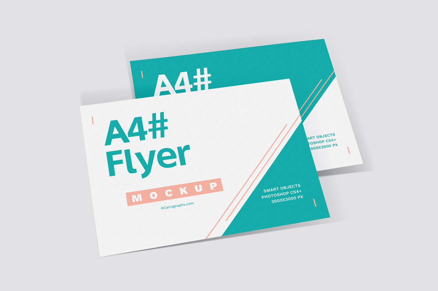 Posters & Flyers Mockups Vol.2 example image 2
