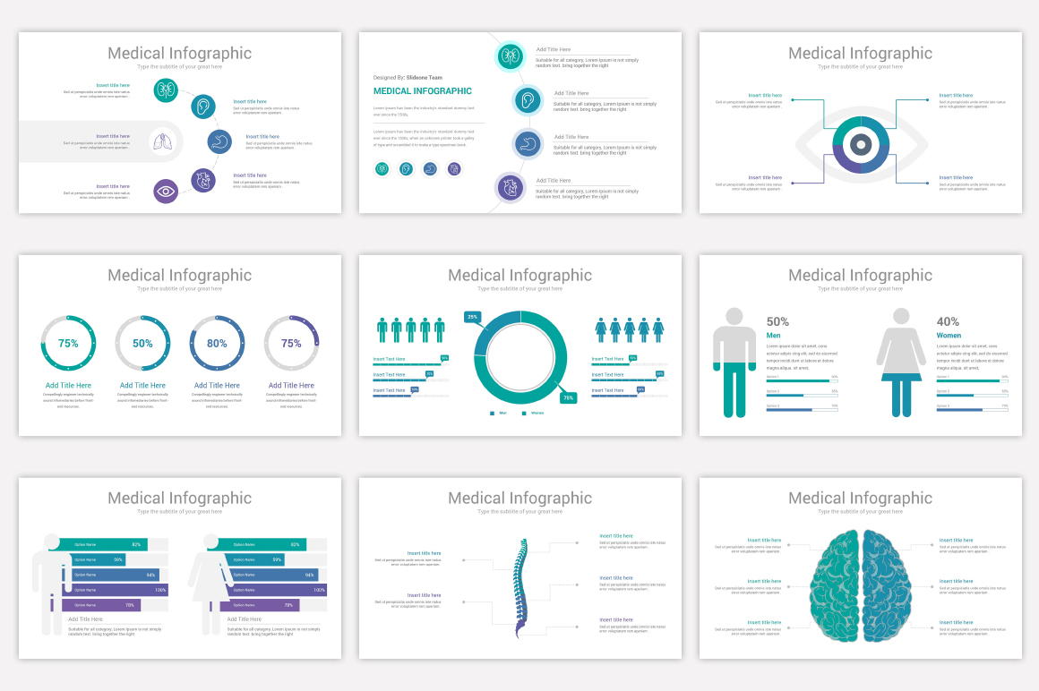 Medical Keynote Template Solutions example image 11