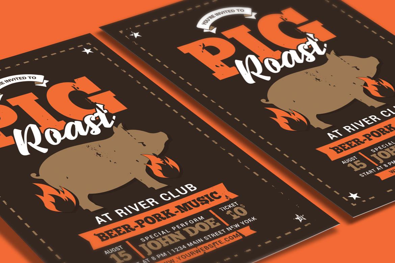 Pig Roast Event example image 3