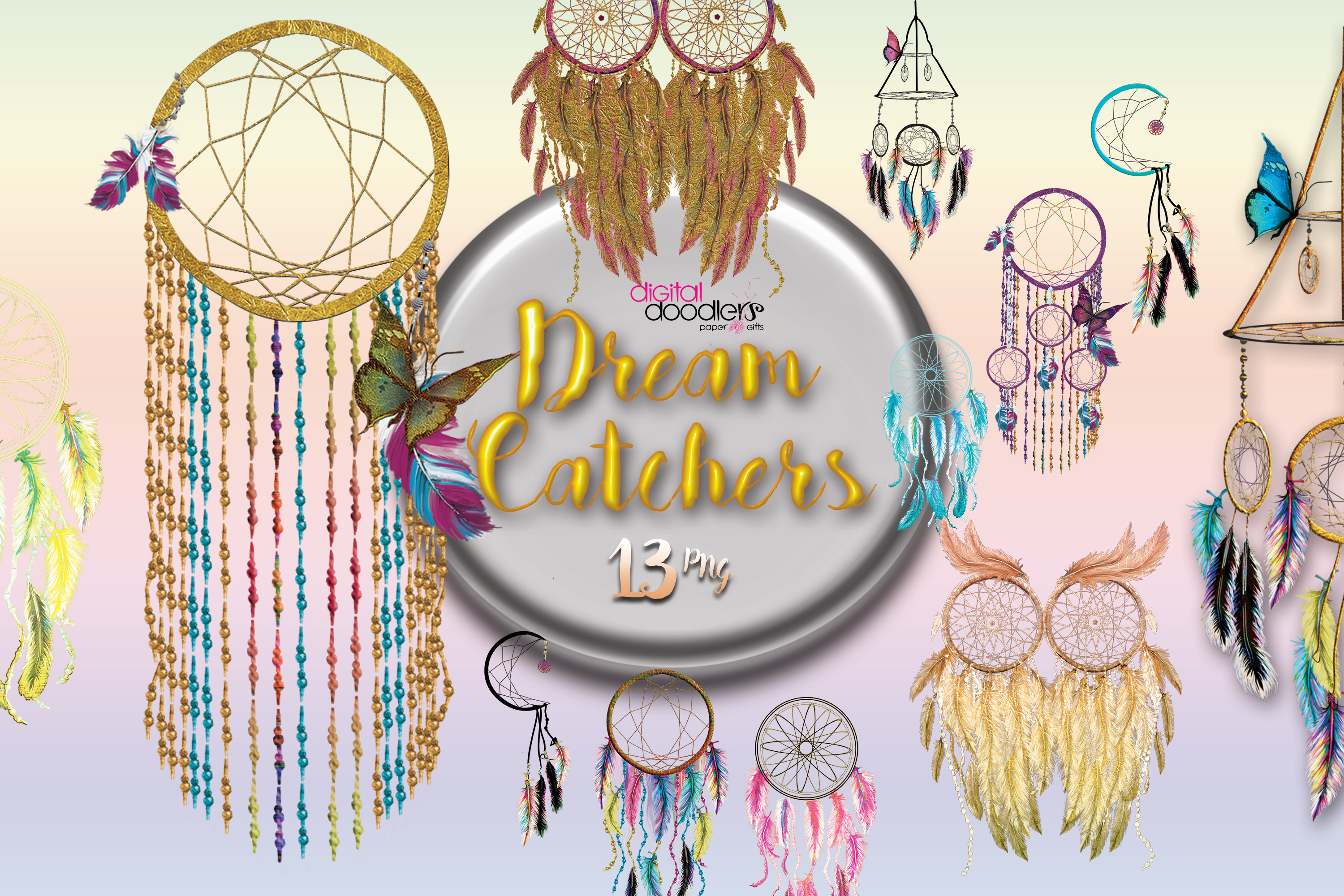 Dream Catchers example image 4