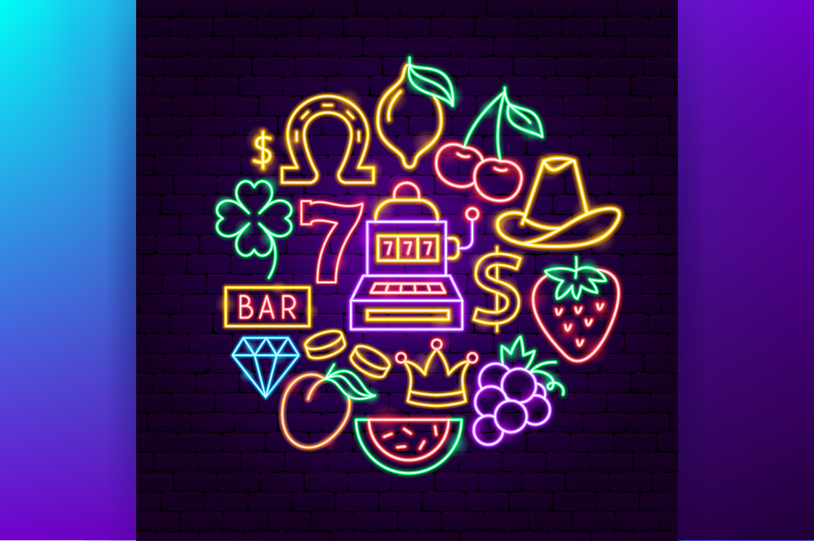 Casino Neon example image 3