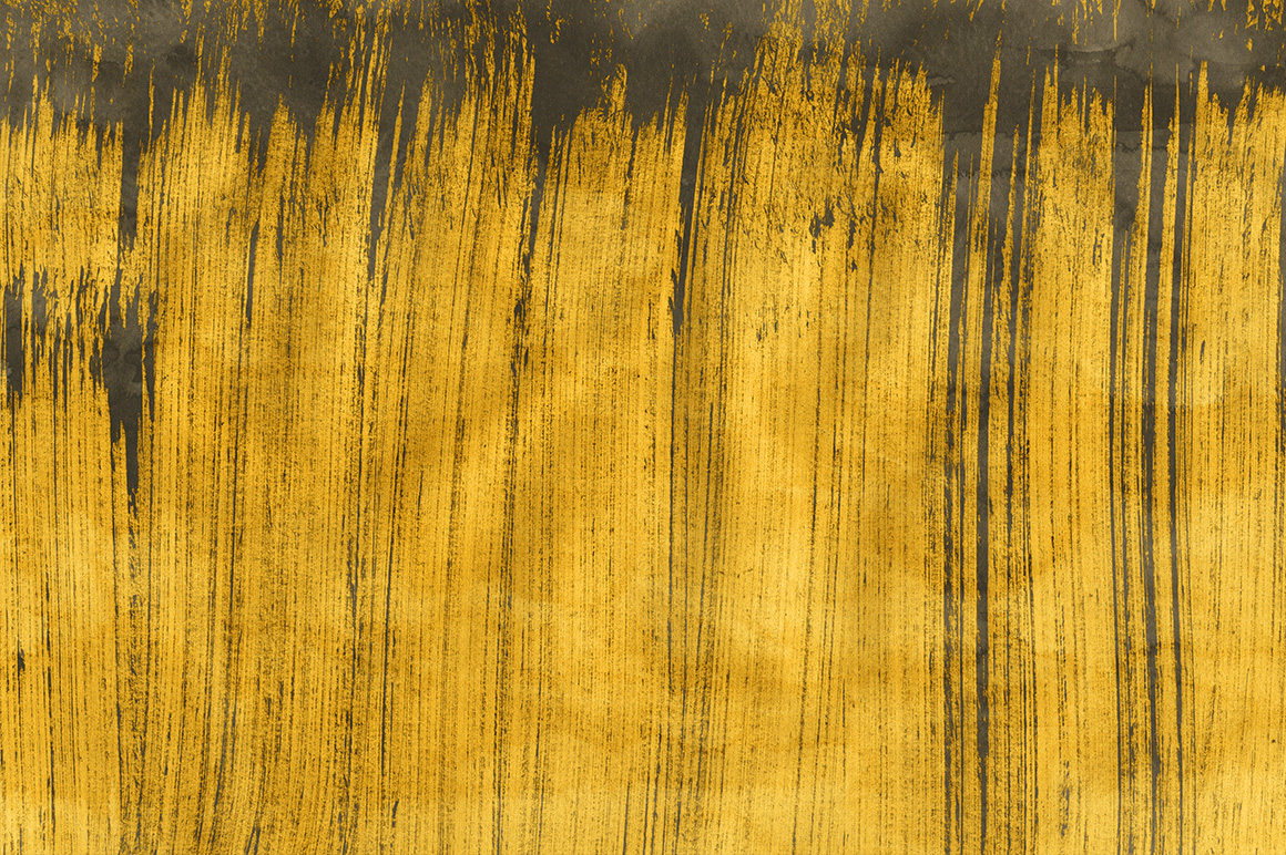 Gold Ink Backgrounds example image 6