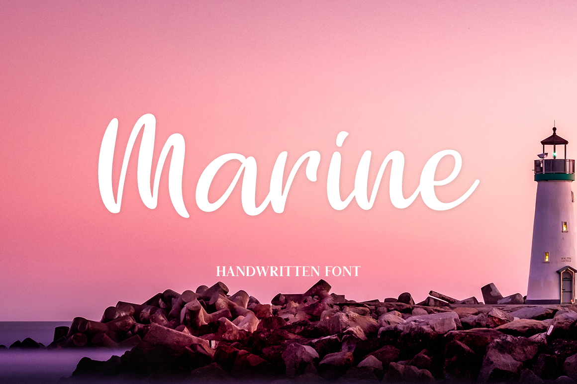 Marine example image 1