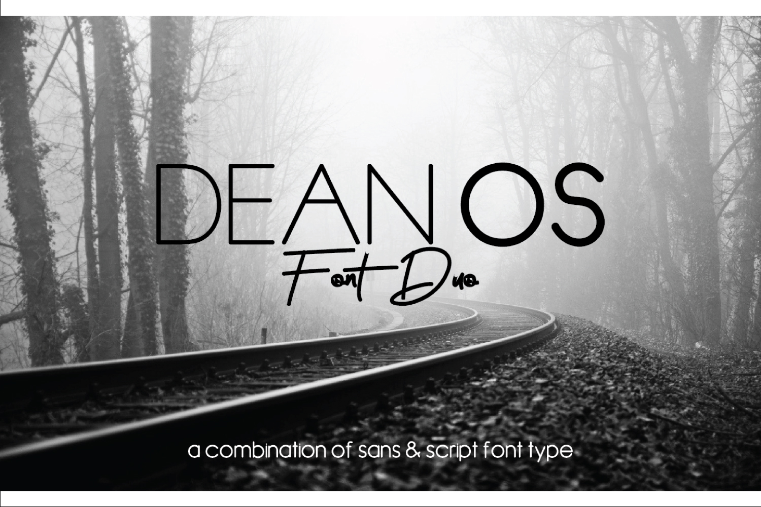 Dean Os Font Duo example image 1
