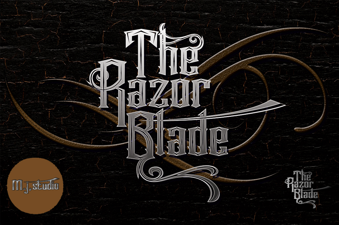 The Razor Blade example image 1