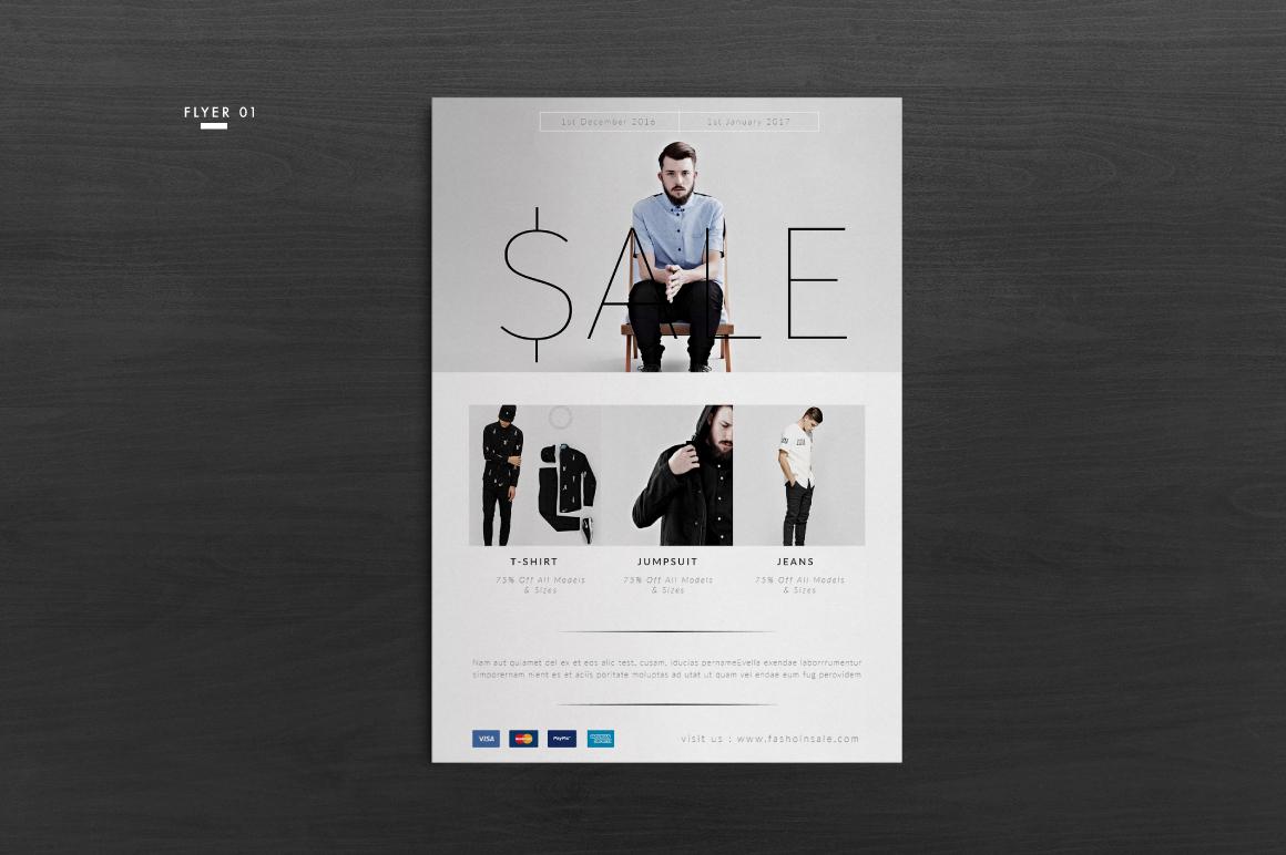 Fashion Flyer example image 2