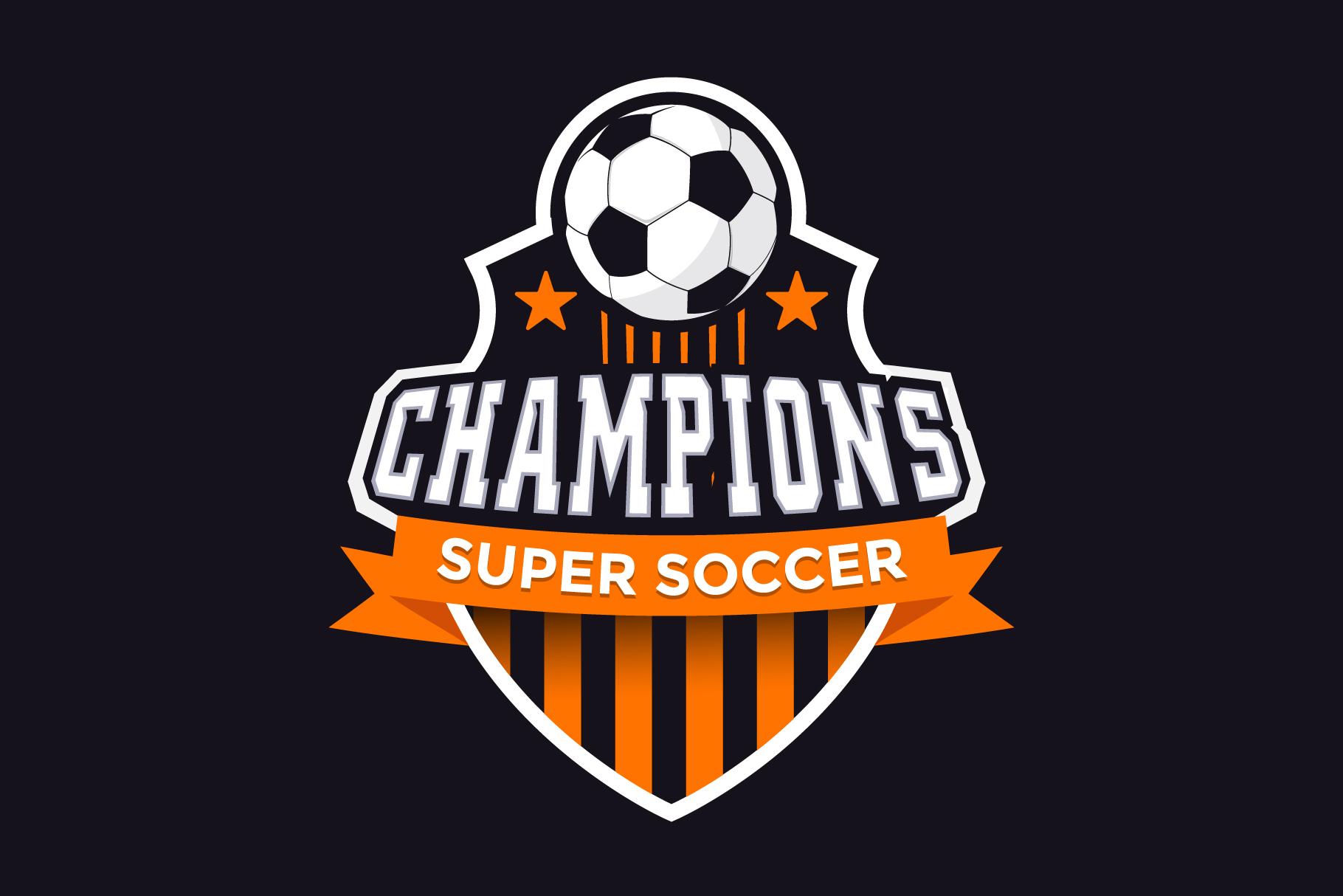 Logo Creator Soccer example image 4
