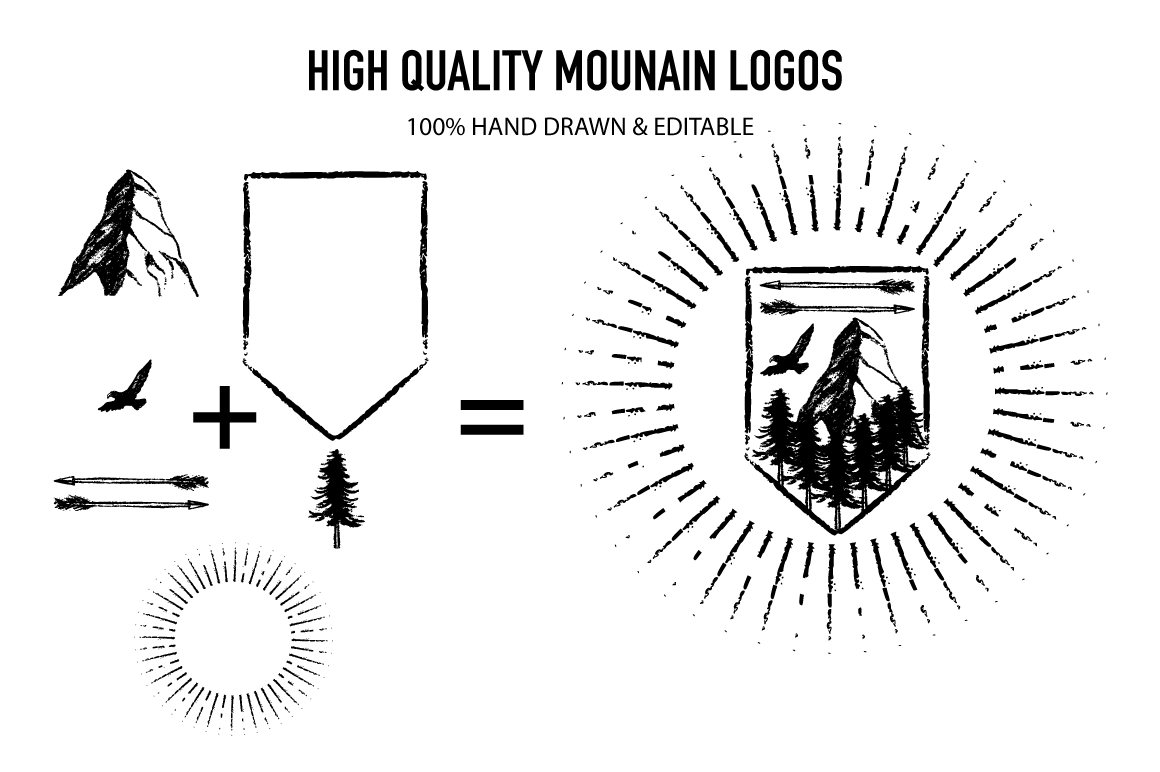 Mountain Adventure - LOGOS example image 2