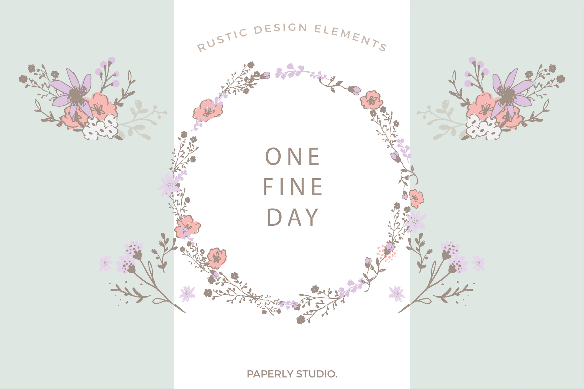One Fine Day - Rustic Floral Design example image 5